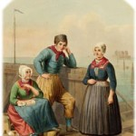 Flevoland traditional dress