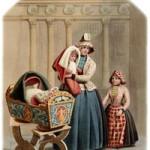 Friesland traditional dress