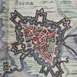 Map of Breda