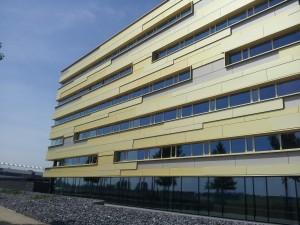 Large modern building