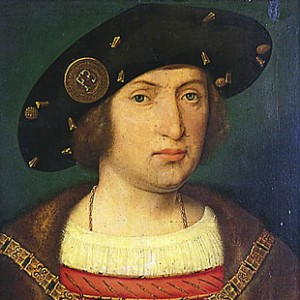 Medieval portrait