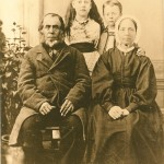 Hubregt Risseeuw Family. Source: Mary Risseeuw collection