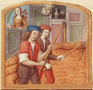 August. Image credits: Koninklijke Bibliotheek