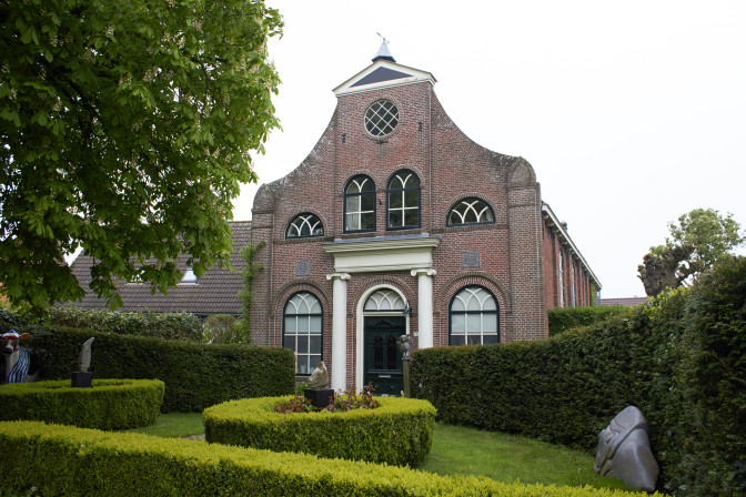 Former Anabaptist Church in Baard