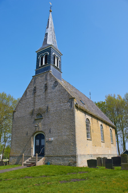 Church at Oudega