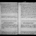 Marriage record of Johan Jacob Tanto and Johanna Frederiks, Enkhuizen, 23 March 1817