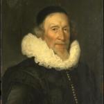 Jacob Gerritsz van der Mij, orphan master in Leiden. Image credits: Geheugen van Nederland