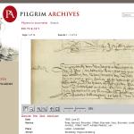 Pilgrim Archives screenshot