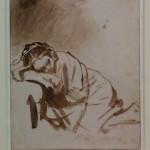 My great-aunt Hendrickje Stoffels, partner of Rembrandt van Rijn