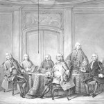 Regents of the surgeons' guild in Amsterdam, 1756