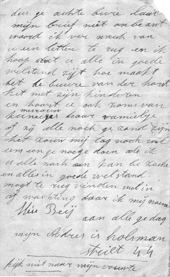 Beij letter page 4