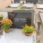 Grave of Dinant Hoitink