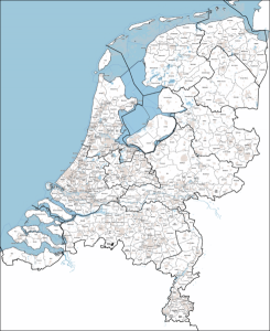 Municipalities in the Netherlands