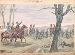 horses and guns