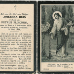 Quick tip – Catholic? Check for prayer cards