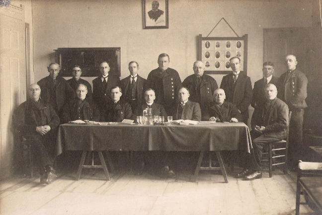 Church council Zaamslag