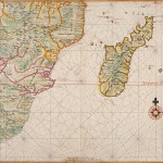 Map of Southern Africa and Madagascar