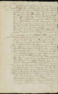 1661 record, page 1