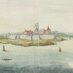 Fortress of Elmina, coast of Guinea