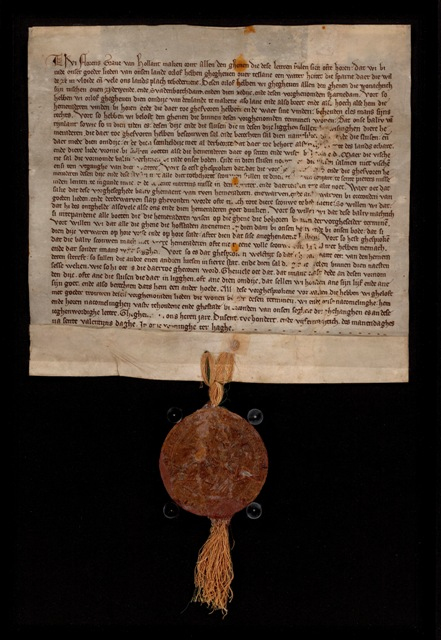 Water board charter of 1286