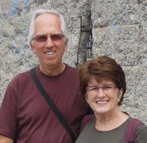 Dennis and Sheryl Brink