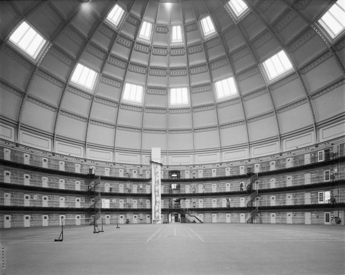 Dome prison in Breda