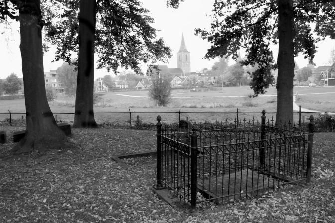 Cemetery in Winterswijk
