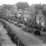 Funeral of five firemen