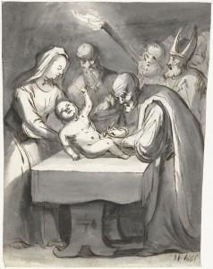 Circumcision, 1661.