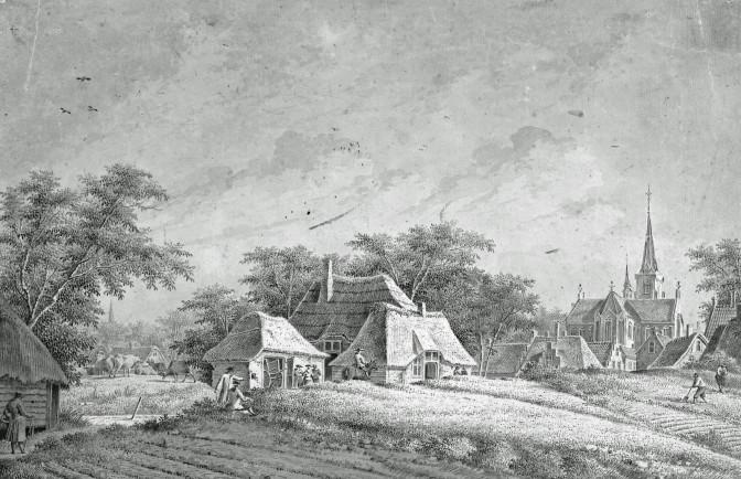 View of Zundert, 1777