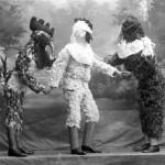 Mardi Gras, 1911.