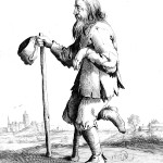 Vagrant, by Pieter Jans Quast, 1634.