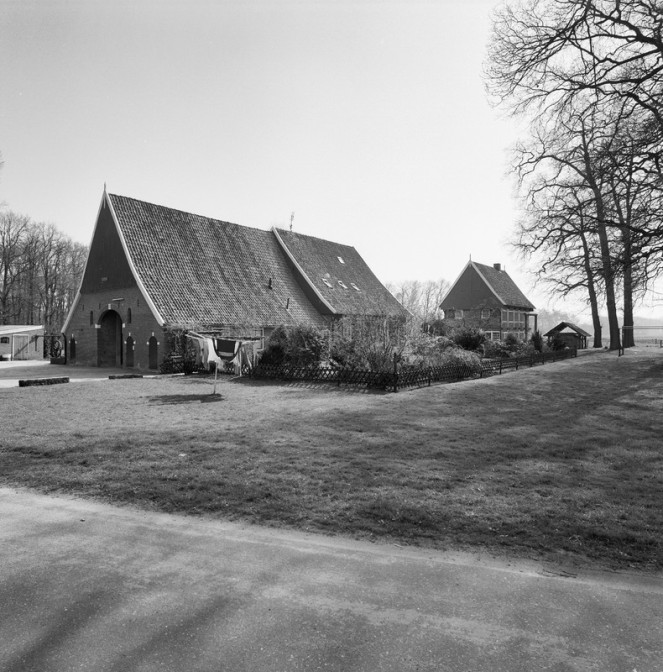 farm and shed