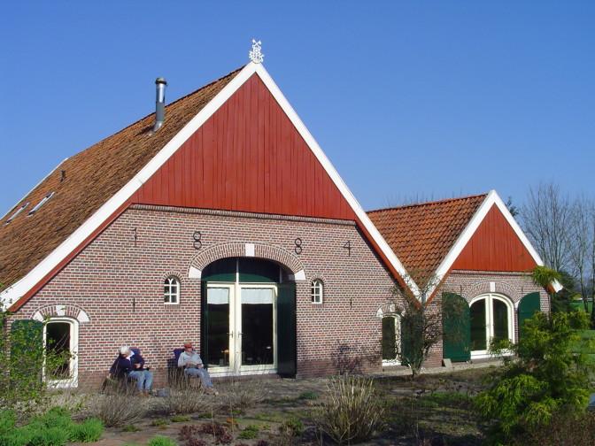 Farm in Winterswijk. Photo by author.
