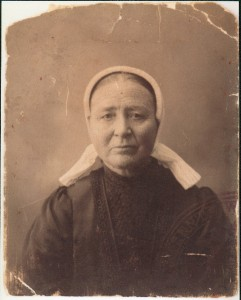 Woman in Achterhoek costume
