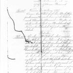Sale deed of the Wieberdink farm, 1737. Credits: Collection Gerrit Stemerdink
