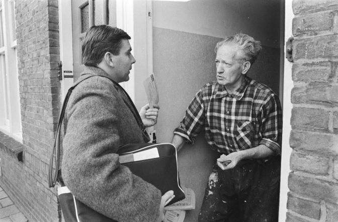 census taker in 1971
