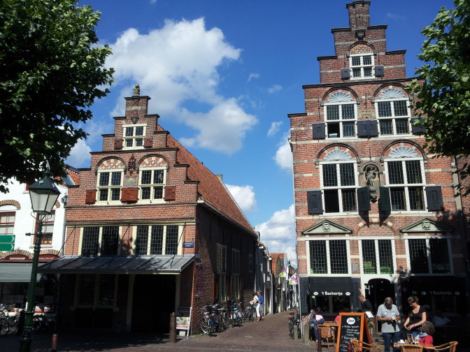 Heksenwaag in Oudewater. Photo by author.