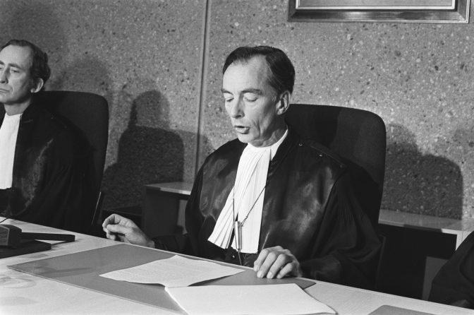 judge reads the verdict
