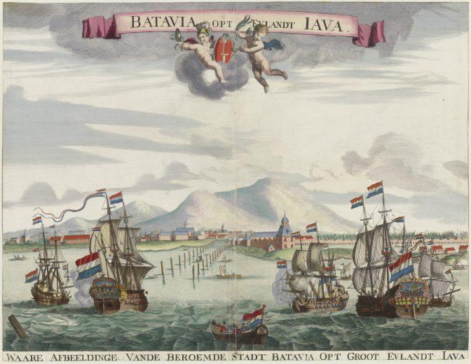view of Batavia