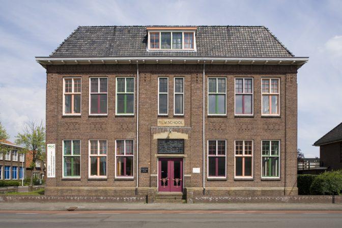 1920s building
