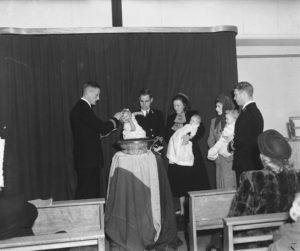 child baptism