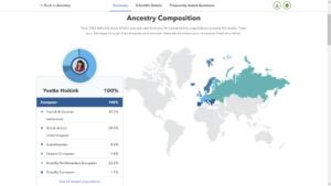 23andMe ethnicity predictions