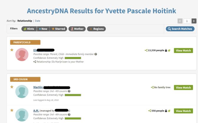 genetic testing dating