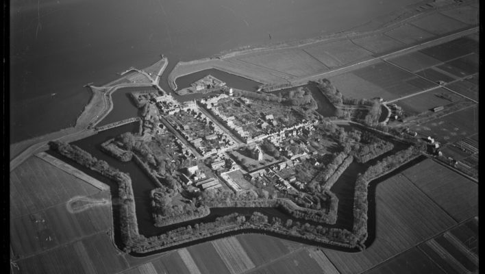 Aerial photo of Willemstad (no known copyrights)