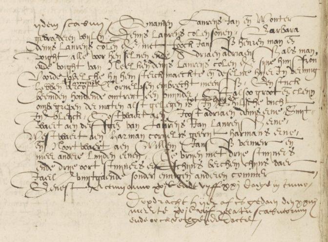 1605 transport letter