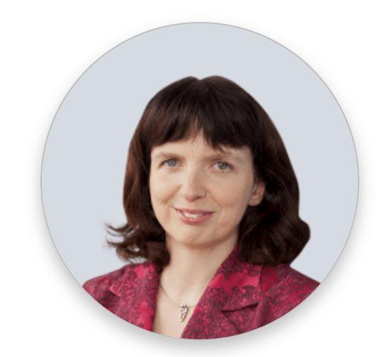 photo of Yvette Hoitink
