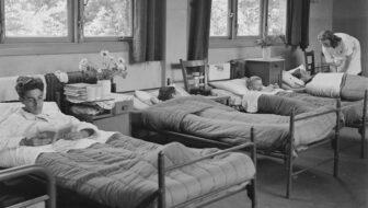 Children in hospital