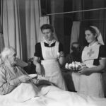 patient with nurses