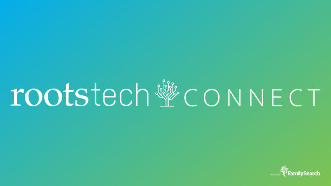 RootsTech Connect logo